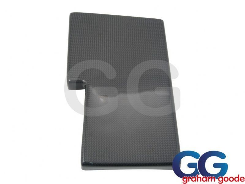GGR Focus RS MK2 Carbon Fuse Box Cover GGF3022